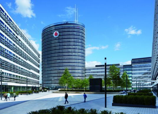 Unternehmensprofil Vodafone