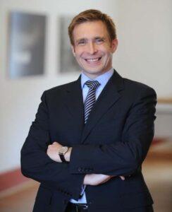 Prof. Dr. Tobias Just, Foto von Thomas Plettenberg
