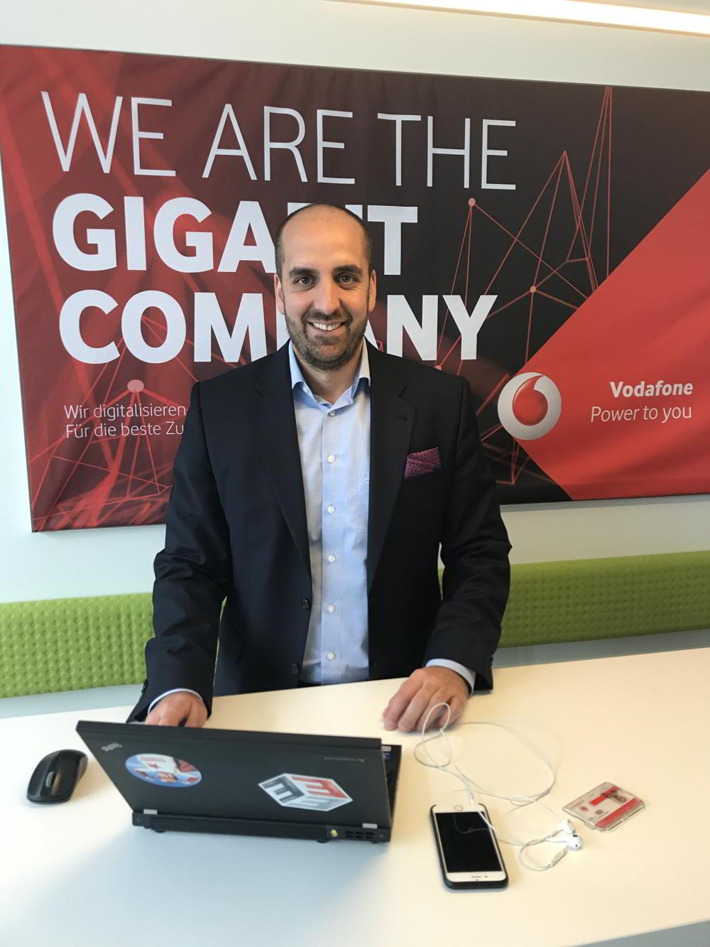 Richard Fels, Vodafone high potential, high potential vertrieb, berufseinstieg vertrieb
