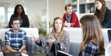Weiblicher Führungskräftenachwuchs bei PwC