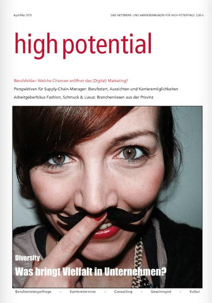high potential, cover high potential, high potential 1-15