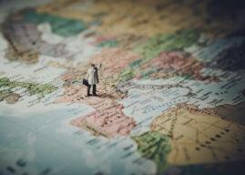 Internationale Zusammenarbeit und netzwerken